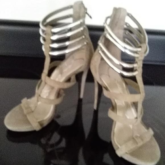 Jessica Simpson Shoes - Jessica Simpson 4-inch sexy sandal heels